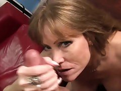 Stunning MILF with big naturals gets nailed