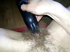 Hairy mum mom play Elicia from 1fuckdatecom