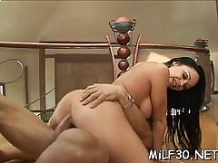 horny and wild dildo playing movie clip 1