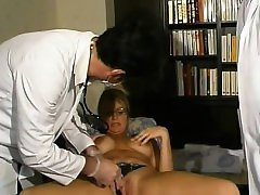 European milf fisting and cumshot